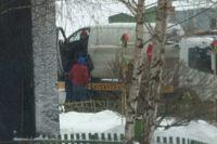Житель Алтайского края двое суток ночевал в холодном авто, погруженном на эвакуатор.
