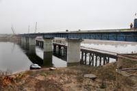 Протяженность российской части обхода - около 12 км., мостового перехода - 280 м.