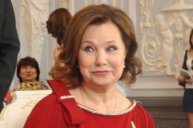 Татьяна Шанцева