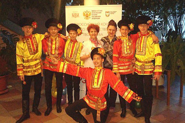 Юные уссурийцы заняли третье место на международном художественном конкурсе.