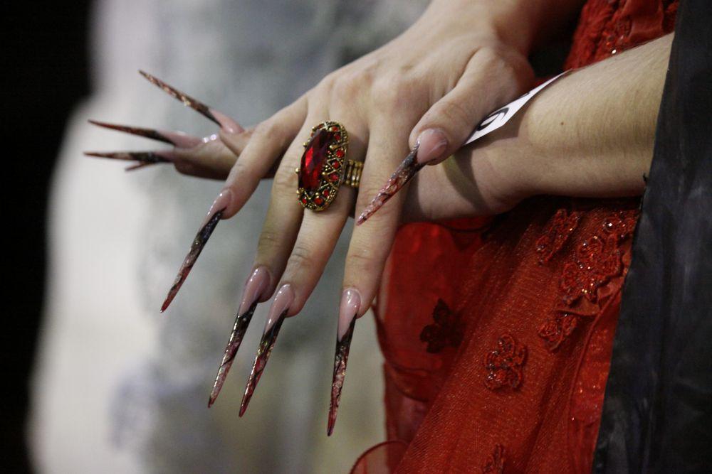 Ногти – настоящее произведение искусства