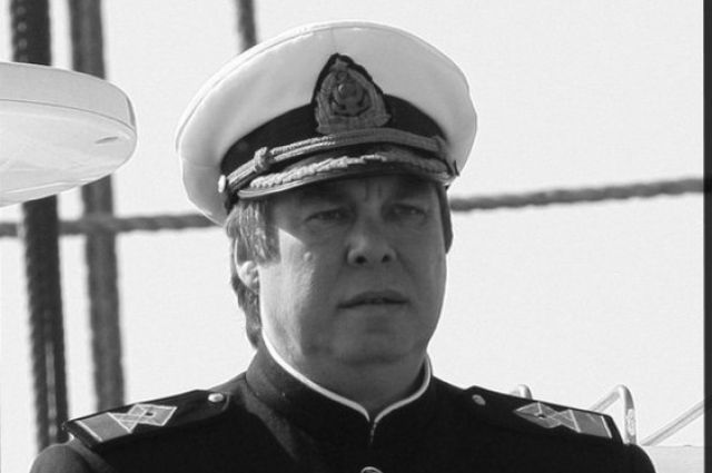 Максим Родионов возглавил экипаж самого большого в мире парусника в 2006 году.