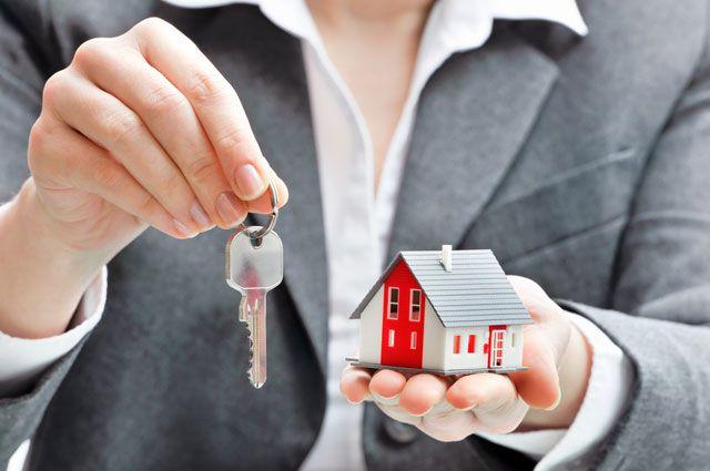 на покупке жилья и не быть