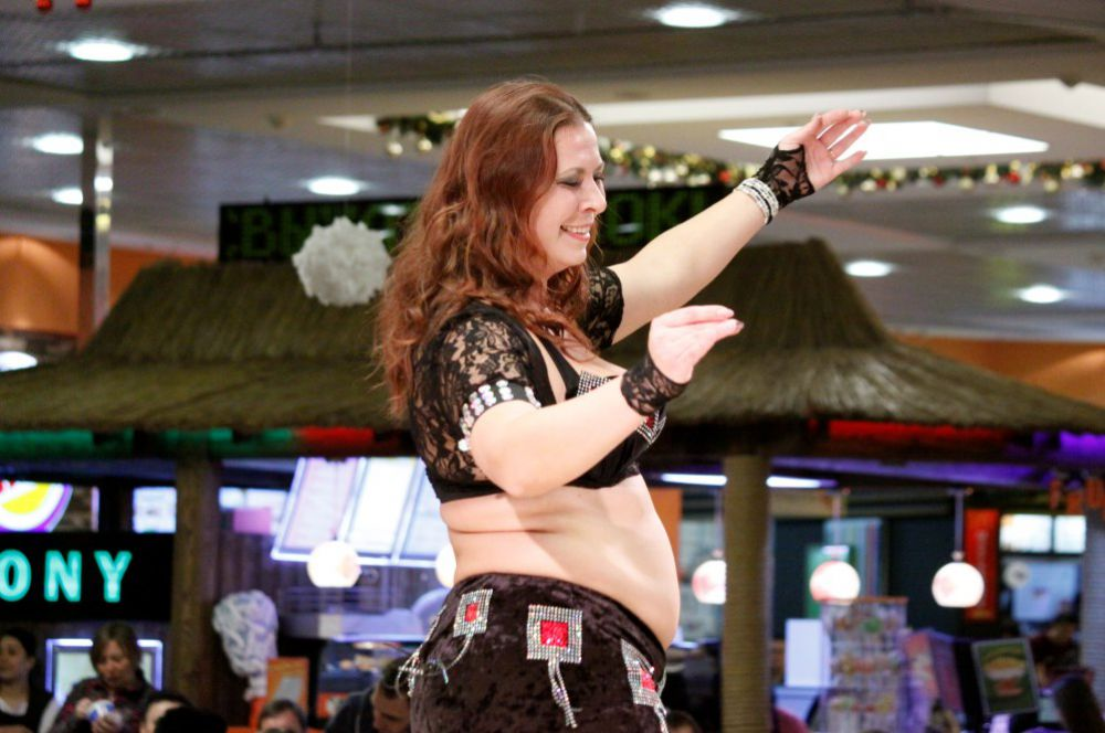 Танцовщицы должны поразить не только грацией и пластикой, но и артистизмом.