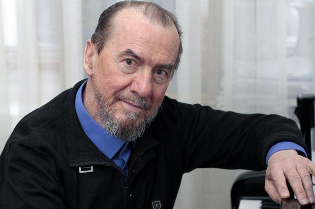 Маэстро Виктор Захарченко.