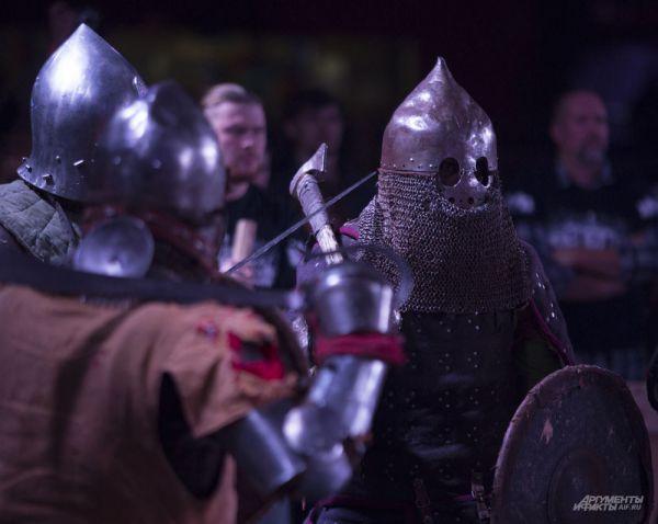 Перед зрителями оживали персонажи Игры престолов или Хоббита: туда и обратно