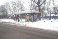 Новая остановка появилась в Омске.