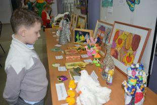 Завершился фестиваль детского художественного творчества «Радуга»
