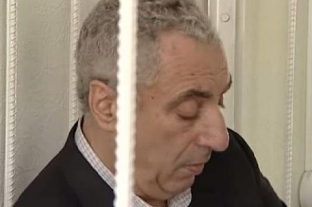 Александр Солодкин-старший.