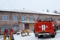 Пожарные приехал уже через две минуты после звонка.