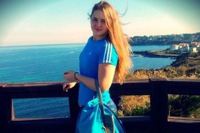 Анастасия Черноколенко