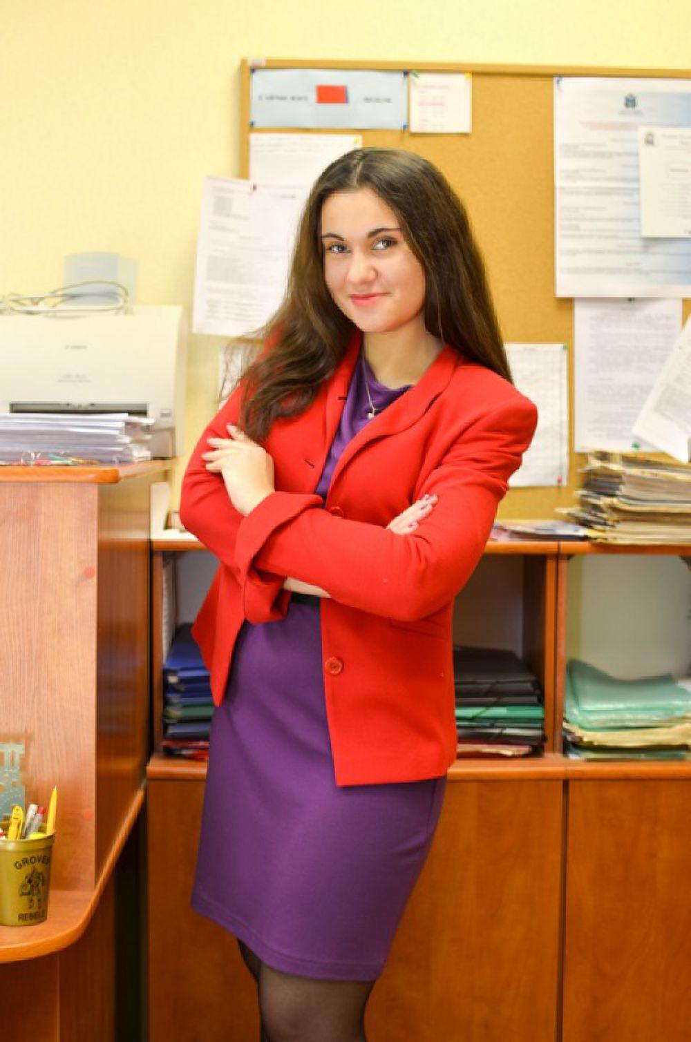 Кристина Шаинидзе