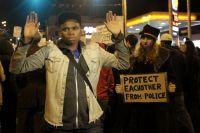 Акции протеста в Фергюсоне