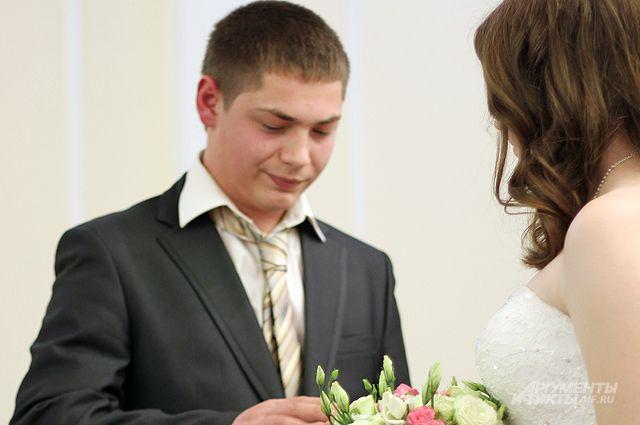 Сергей и Светлана надеются бывать в ЗАГСе только по радостным поводам.