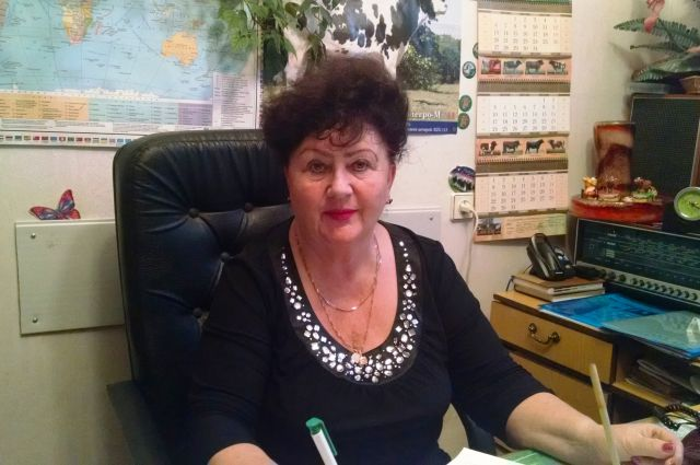 Главный генетик «Липецкплем» -  заслуженный зоотехник РФ Светлана Кокорищева.