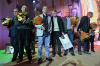 Лауреаты национальной литературной премии «Большая книга» в Доме Пашкова в Москве.