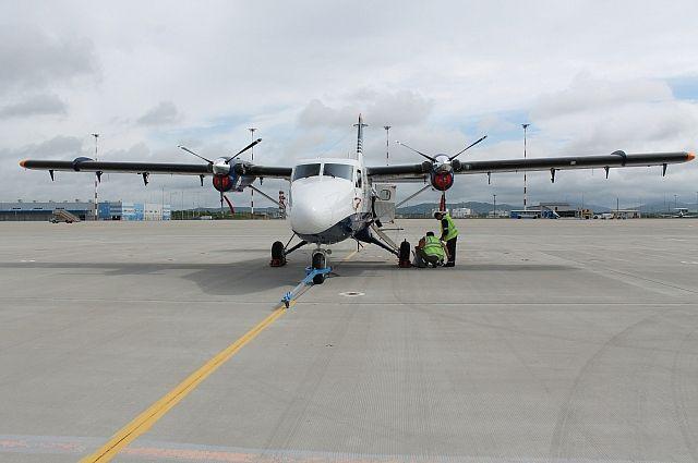 Самолёт DHC-6 TwinOtter 400 к вылету готов!
