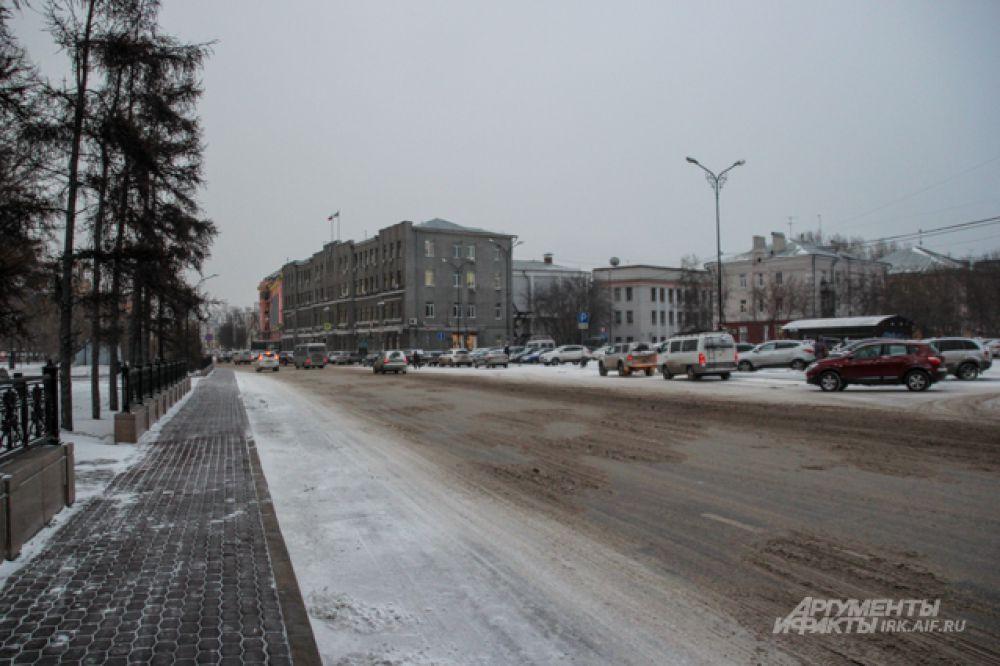 Возможность попасть в ДТП перед сданием Думы так же велика, как и на любой другой дороге.