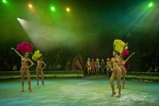 Фестиваль любительских цирков «Под куполом мечты»