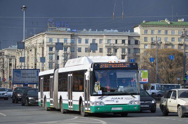 Уже через пять лет в крупных городах большая часть общественного транспорта будет переведена на газ.