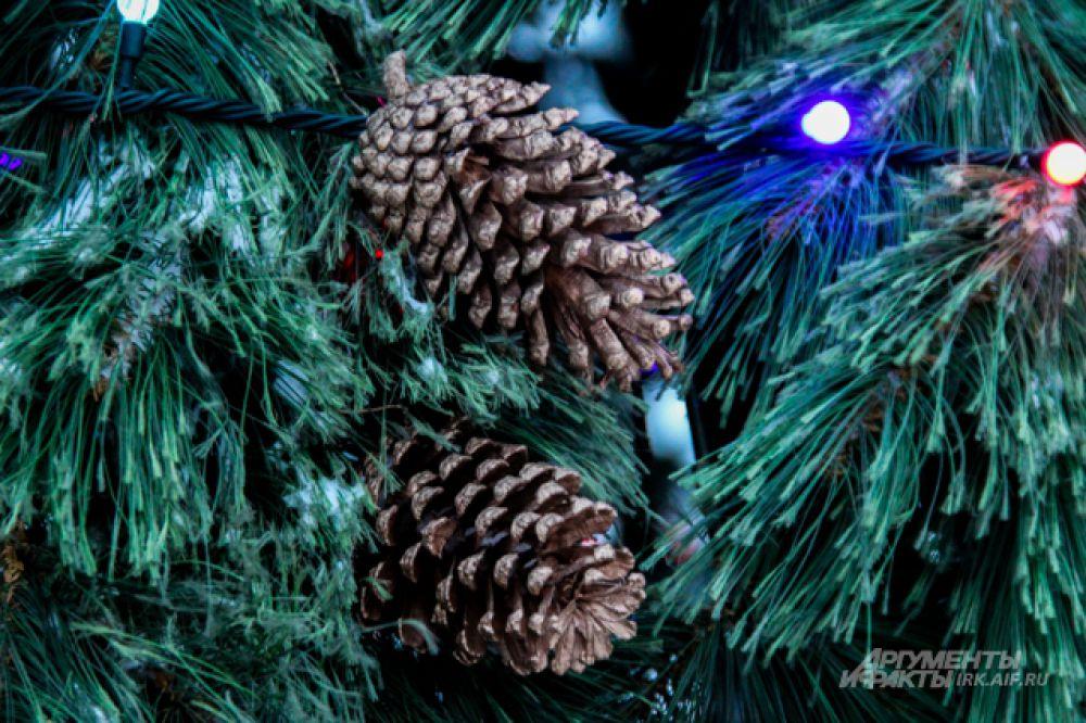 А у вас уже появилось новогоднее настроение?