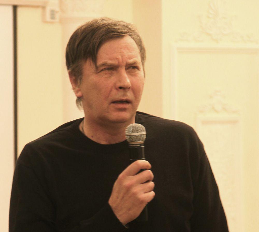 Своим лучшим произведением Анатолий Клюев считает сына Олега