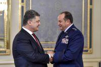 Встреча Порошенко и Бридлава