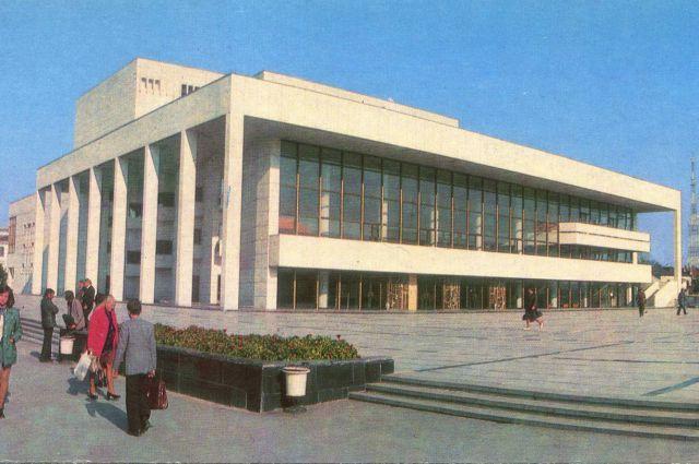 Украинский театр в Крыму