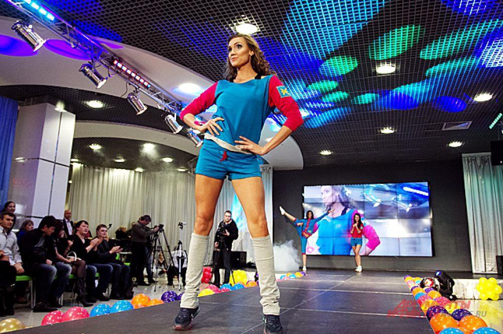 Будущая победительница - Марина Пырьева.