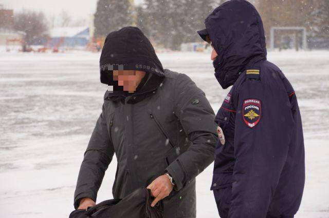 Один из участников дебоша задержан полицией.