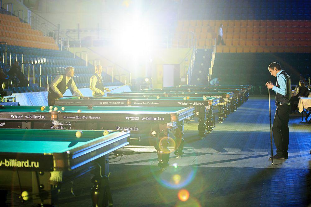 26 ноября стартовали первые партии чемпионата.