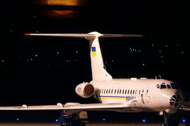Ту-134А-3