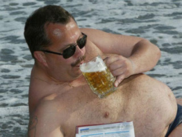 Как похудеть с пивом