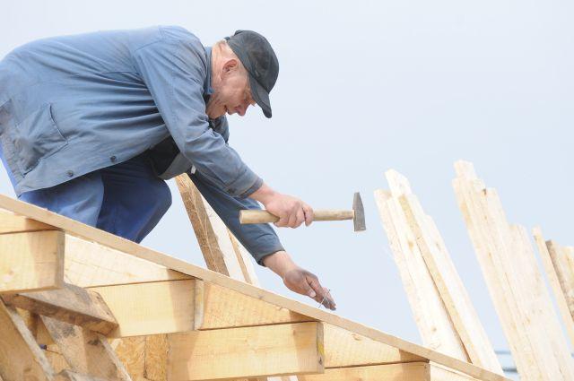Быстровозводимые дома скоро начнут строить в Омской области.