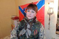 Виолетта переживает за людей Донбасса.