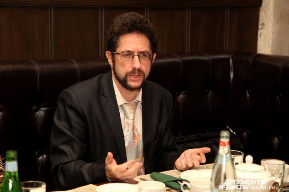Александр Карпов - директор центра экспертиз ЭКОМ