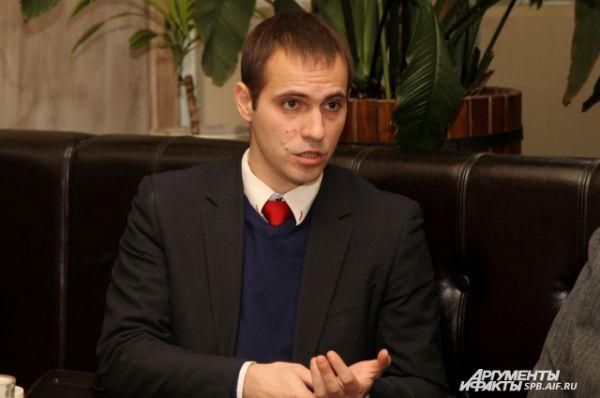Роман Евстратов - Rusland SP. Партнер, инвестиционный консалтинг