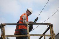 Восстановление электричества в Донецке