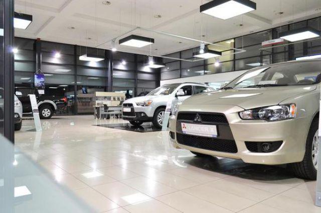 Автомобили на складе