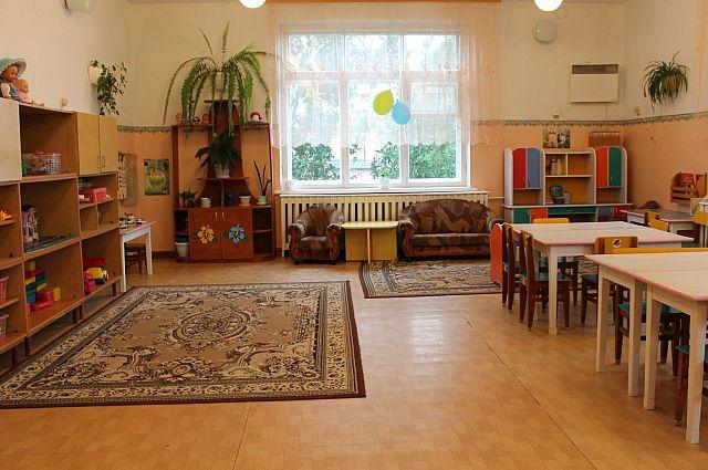 Детский сад в Кавалерово.