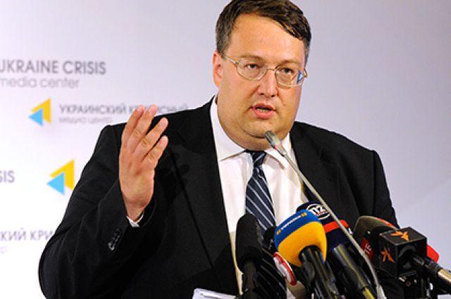 Антон Геращенко, советник министра внутренних дел Украины