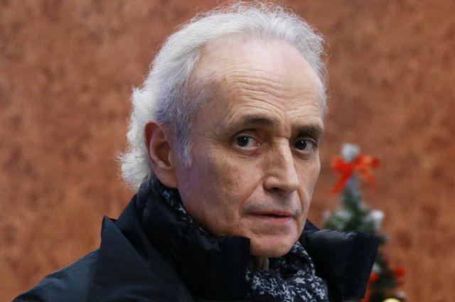 Хосе Каррерас.