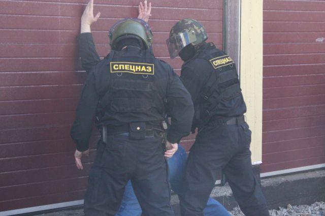 Задержание группировки «Ингуши».