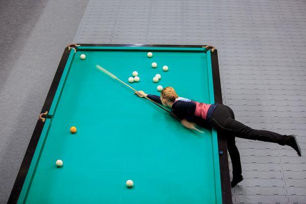 Среди женщин лучшей стала Диана Миронова из Москвы, в финале она обыграла соперницу из Воронежа Татьяну Максимову.