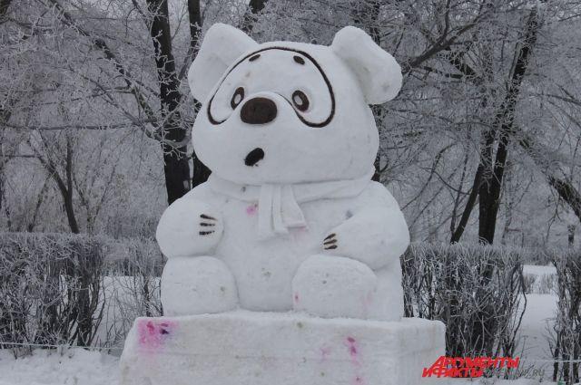 Ледовый городок «Беловодье» вновь будет работать для омичей.