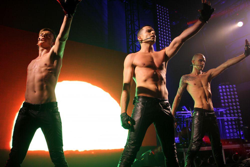 Концерт группы Kazaky в Киеве