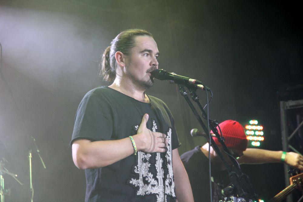 Группа ТНМК презентовала новый альбом «Дзеркало»