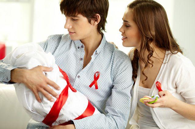 Вич и беременность как родить здорового ребенка форум