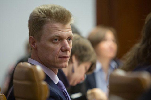 Учредитель «Международного образовательного портала Маам» Дмитрий Фонов.
