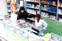 Разбойное нападение на аптеку в Усолье.